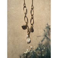 COLLIER COQUILLAGES 20938