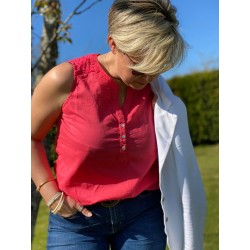 TOP S/M DENTELLE TRACY